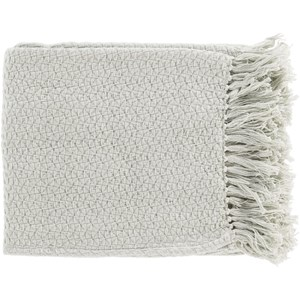 Surya Tressa Throw Blanket