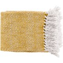 Surya Trina Throw Blanket - Item Number: TRR4000-5060