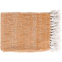 Surya Trina Throw Blanket - Item Number: TRR4002-5060