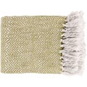 Surya Trina Throw Blanket - Item Number: TRR4004-5060
