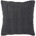 Surya Velvet Luxe Pillow - Item Number: P0276-1818D
