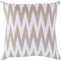 Surya Vibe1 Pillow - Item Number: LG527-2222D