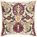 Surya Vincent Pillow - Item Number: VCT001-2222D