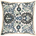 Surya Vincent Pillow - Item Number: VCT004-1818D
