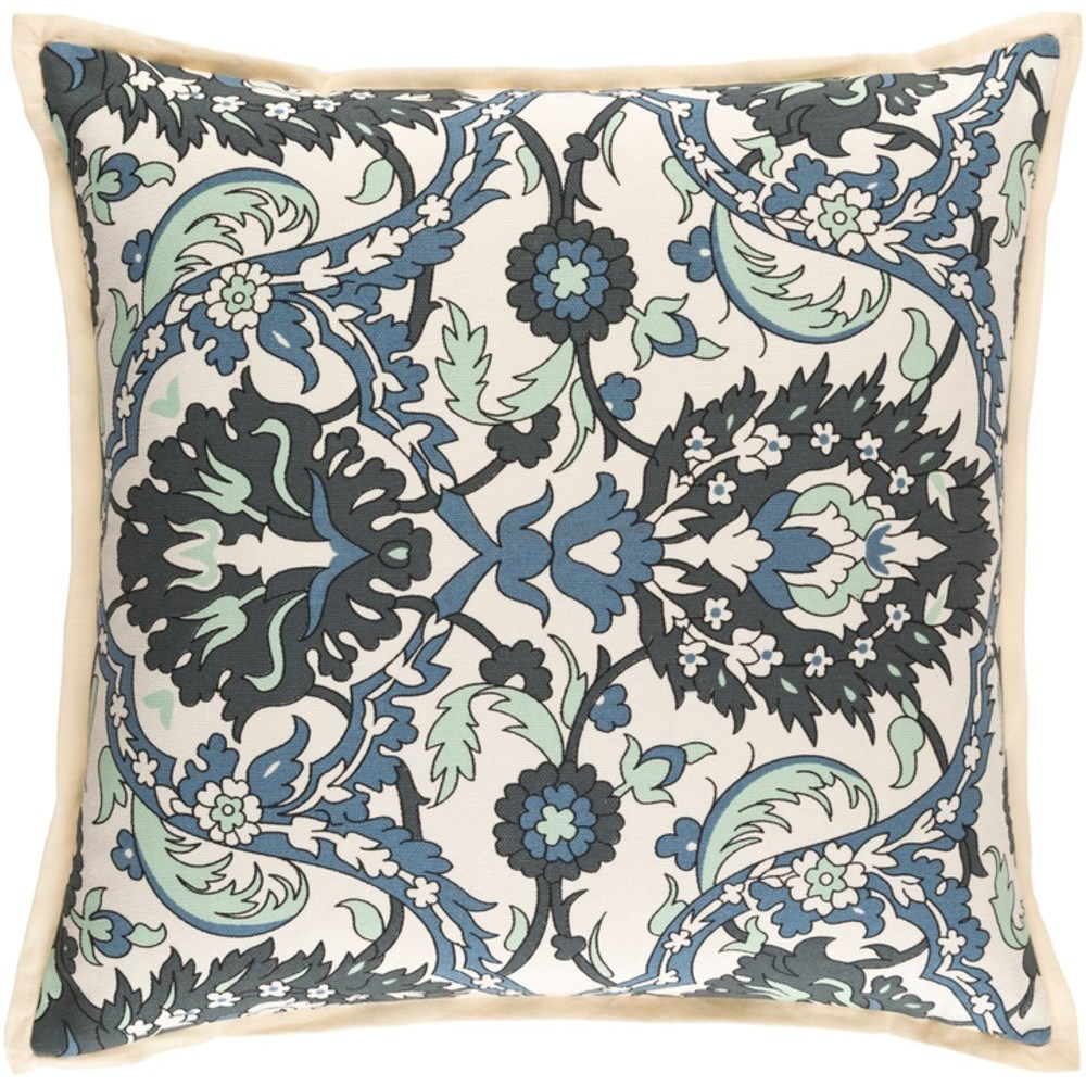 Vincent Pillow by Surya at Hudson's Furniture