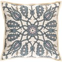 Surya Vincent Pillow - Item Number: VCT007-2222P