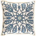 Surya Vincent Pillow - Item Number: VCT008-2222D