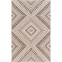 """Ruby-Gordon Accents Wanderer 5' x 7'6"""" Rug - Item Number: WRR2005-576"""