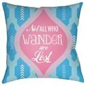 Surya Warhol Pillow - Item Number: WA011-2020