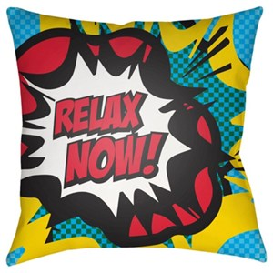 Surya Warhol Pillow