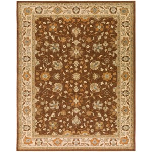 "Surya Willow Lodge 7'10"" x 9'10"" Rug"