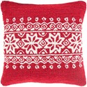 Surya Winter Pillow - Item Number: WIT010-1818