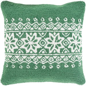 Surya Winter Pillow