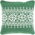 Surya Winter Pillow - Item Number: WIT011-1818D