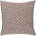 Surya Wright Pillow - Item Number: WR002-2222D