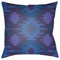 Surya Yindi Pillow - Item Number: YN028-1818
