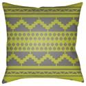 Surya Yindi Pillow - Item Number: YN034-1818