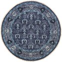 Surya Zeus 8' Round Rug - Item Number: ZEU7830-8RD