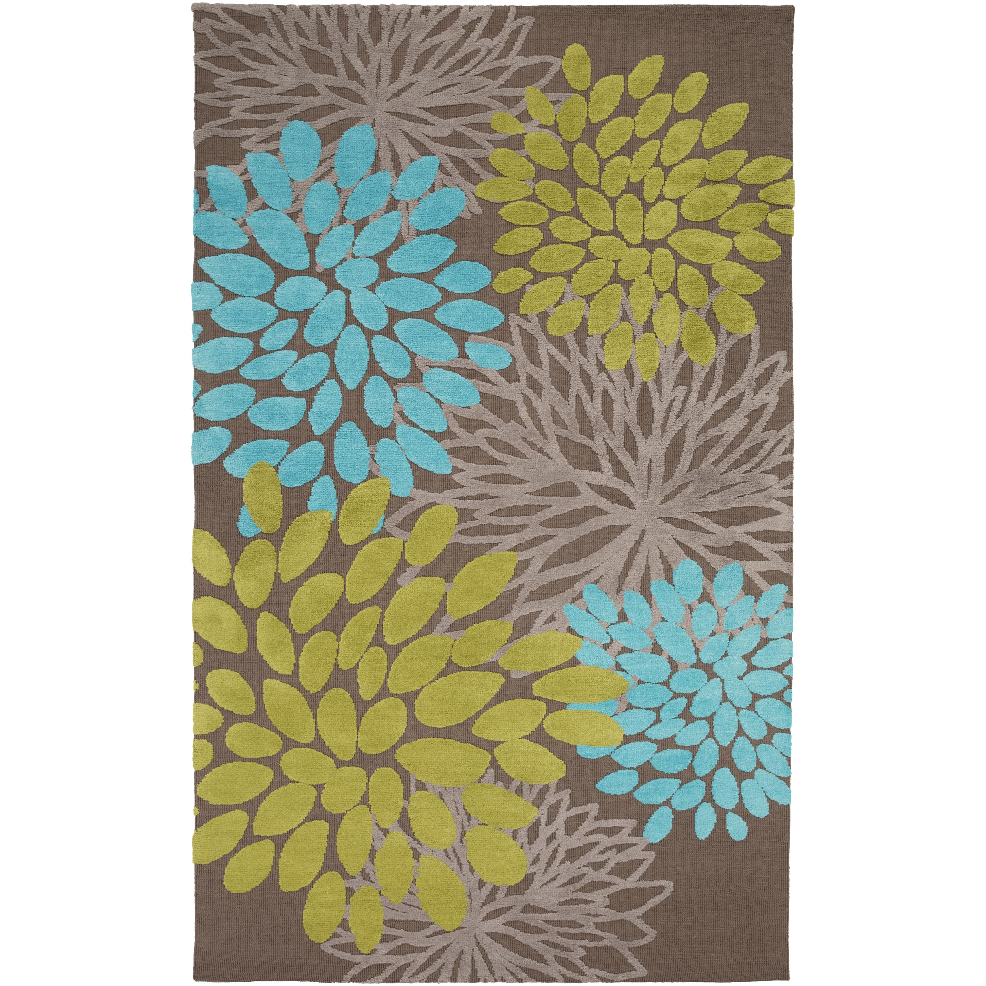 """Abigail 3'3"""" x 5'3"""" by Surya at Upper Room Home Furnishings"""
