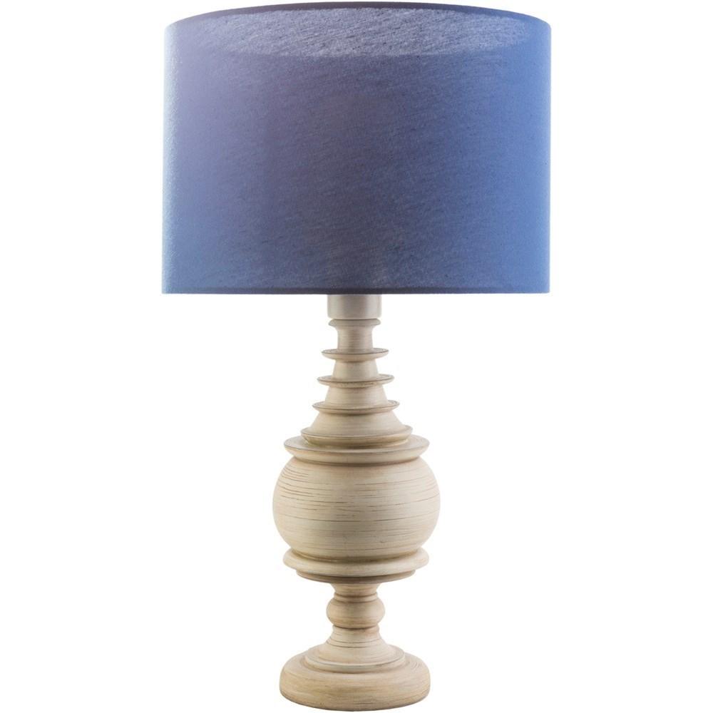 Antique White Coastal Table Lamp