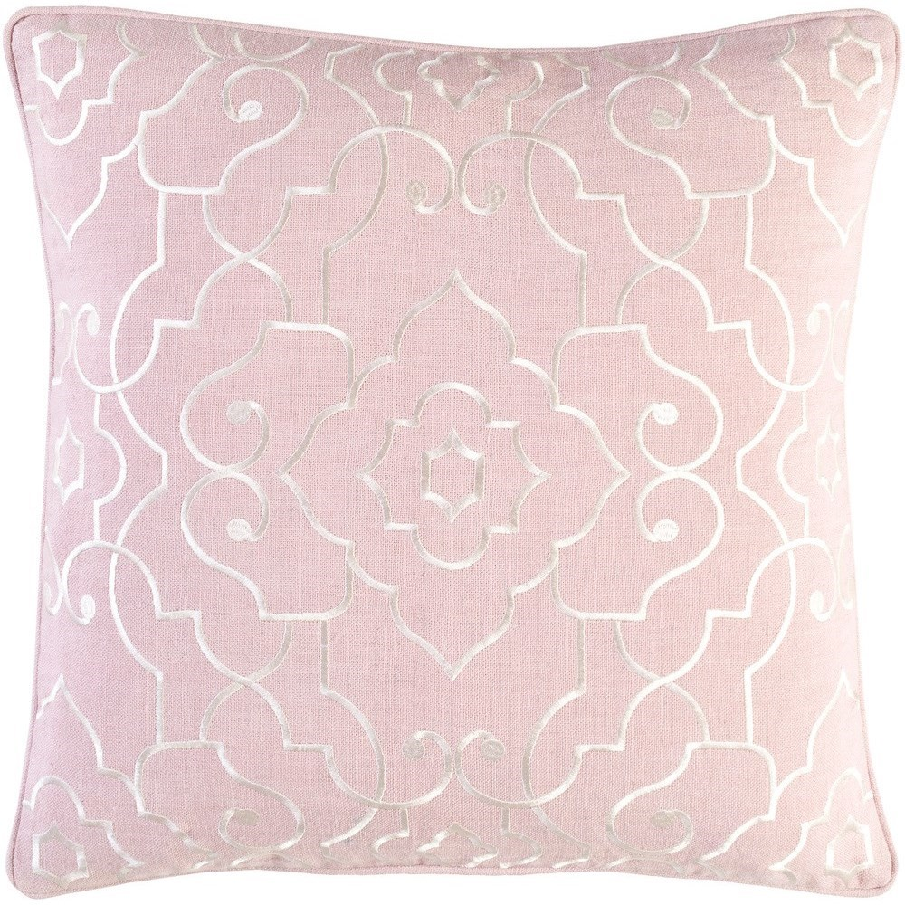 Surya Adagio 18 x 18 x 4 Polyester Throw Pillow - Item Number: AO004-1818P