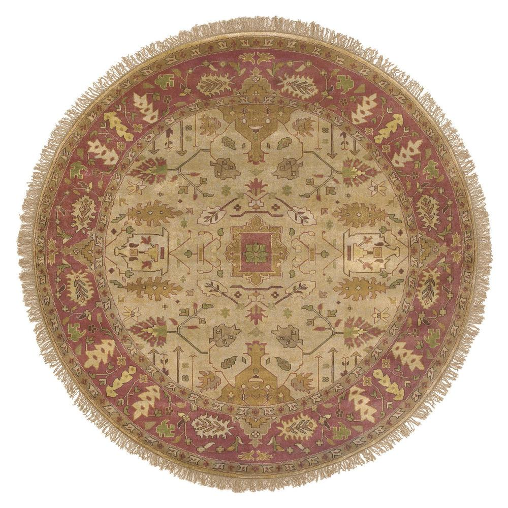 Surya Adana 8' Round - Item Number: IT1181-8RD