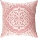 Surya Adelia 22 x 22 x 5 Down Throw Pillow - Item Number: ADI002-2222D