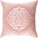 Ruby-Gordon Accents Adelia 22 x 22 x 5 Polyester Throw Pillow - Item Number: ADI002-2222P