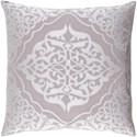 Surya Adelia 18 x 18 x 4 Down Throw Pillow - Item Number: ADI003-1818D
