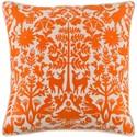 Surya Aiea 20 x 20 x 4 Down Pillow Kit - Item Number: AEA001-2020D