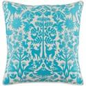 Surya Aiea 18 x 18 x 4 Polyester Pillow Kit - Item Number: AEA004-1818P