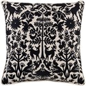 9596 Aiea 22 x 22 x 5 Polyester Throw Pillow - Item Number: AEA005-1818P