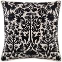 Surya Aiea 20 x 20 x 4 Polyester Pillow Kit - Item Number: AEA005-2020P