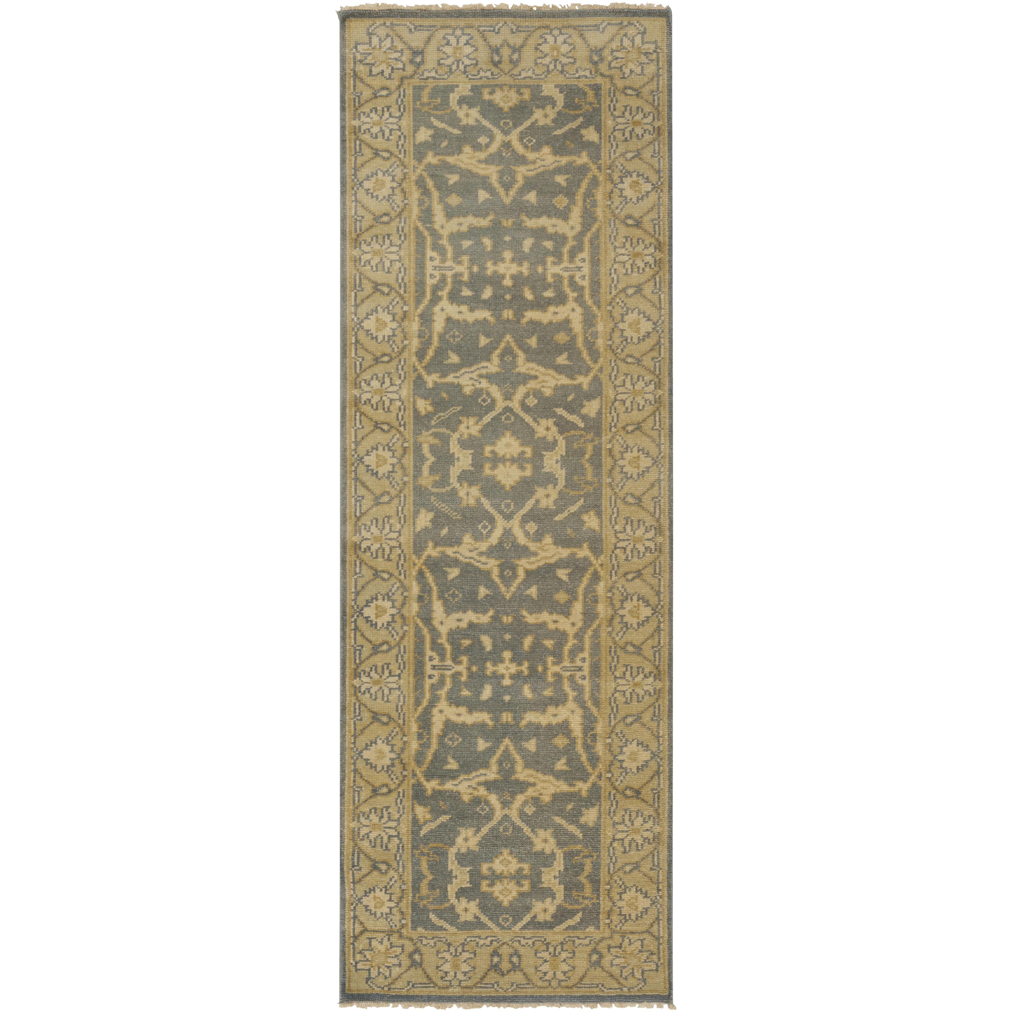 "Surya Ainsley 2'6"" x 8' - Item Number: AIN1010-268"