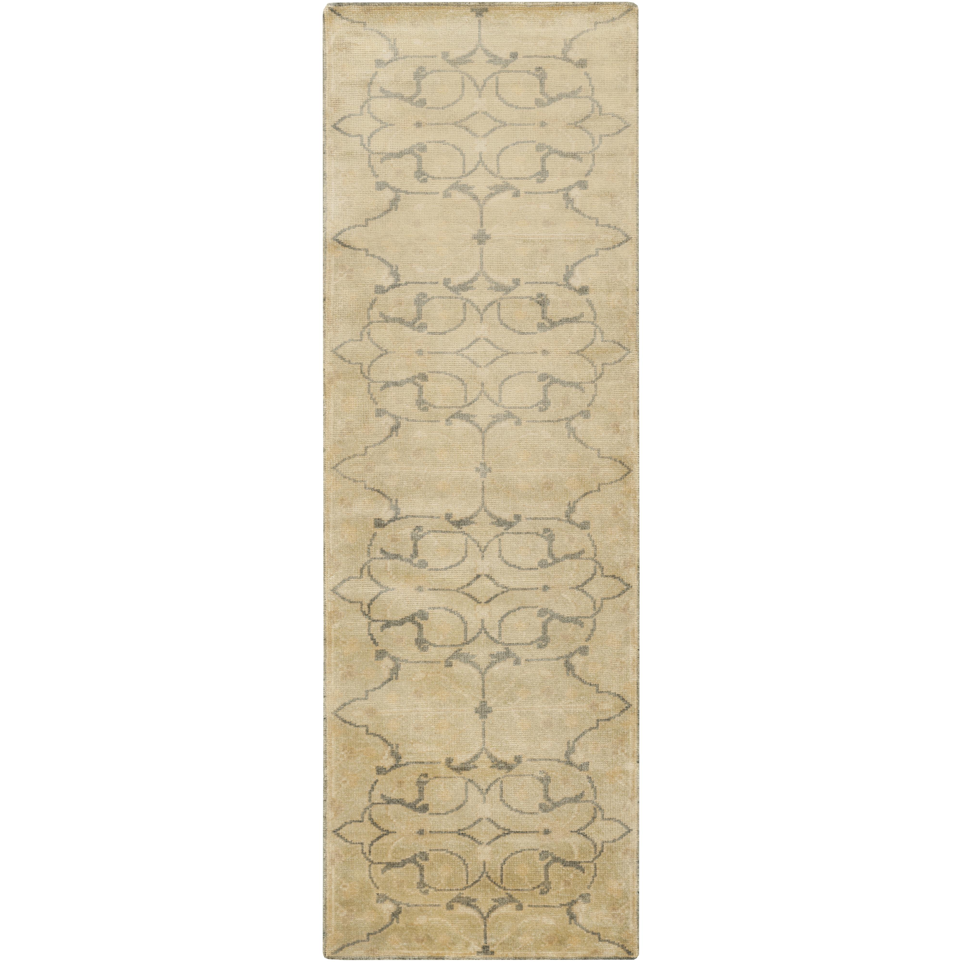 "Surya Ainsley 2'6"" x 8' - Item Number: AIN1013-268"