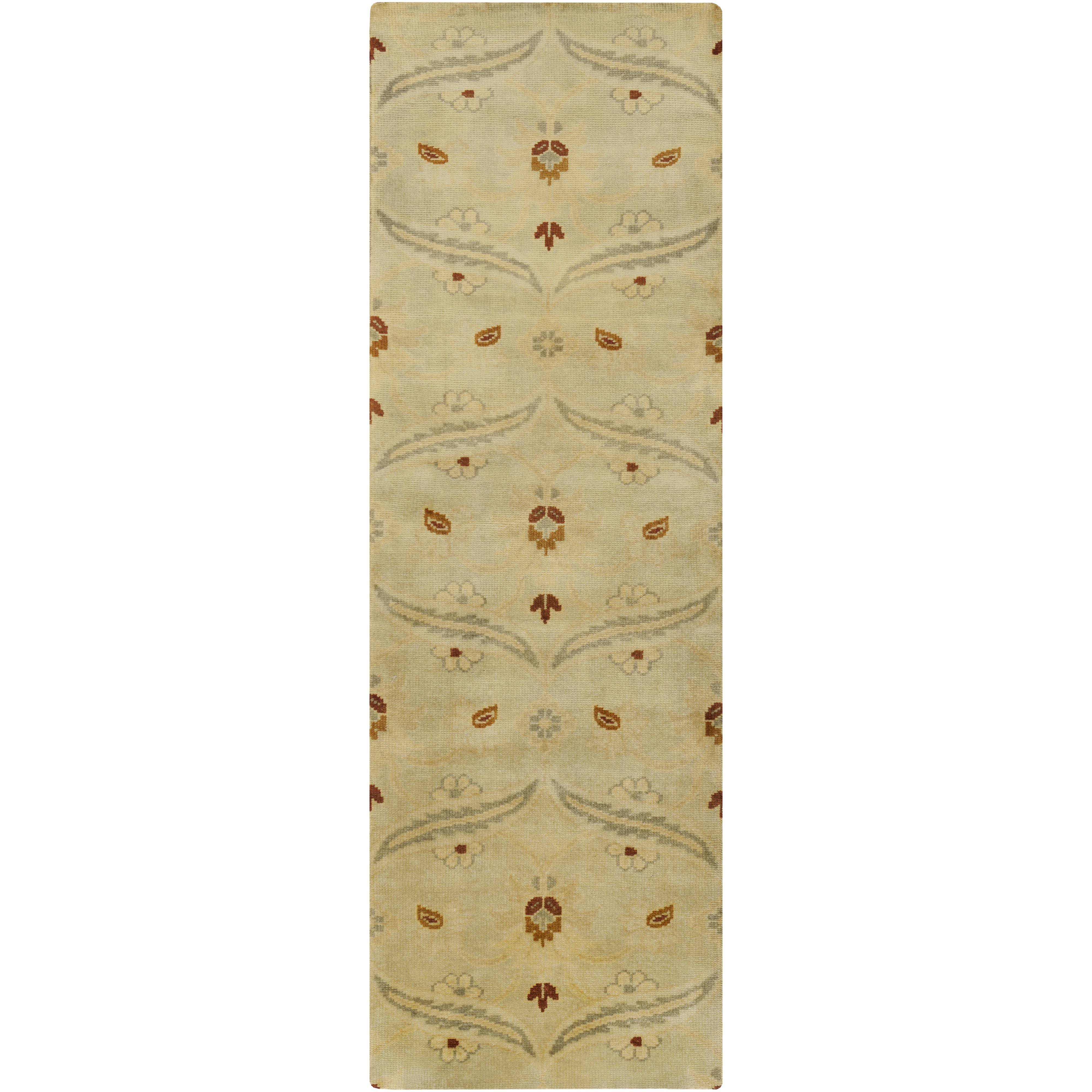 "Surya Ainsley 2'6"" x 8' - Item Number: AIN1014-268"