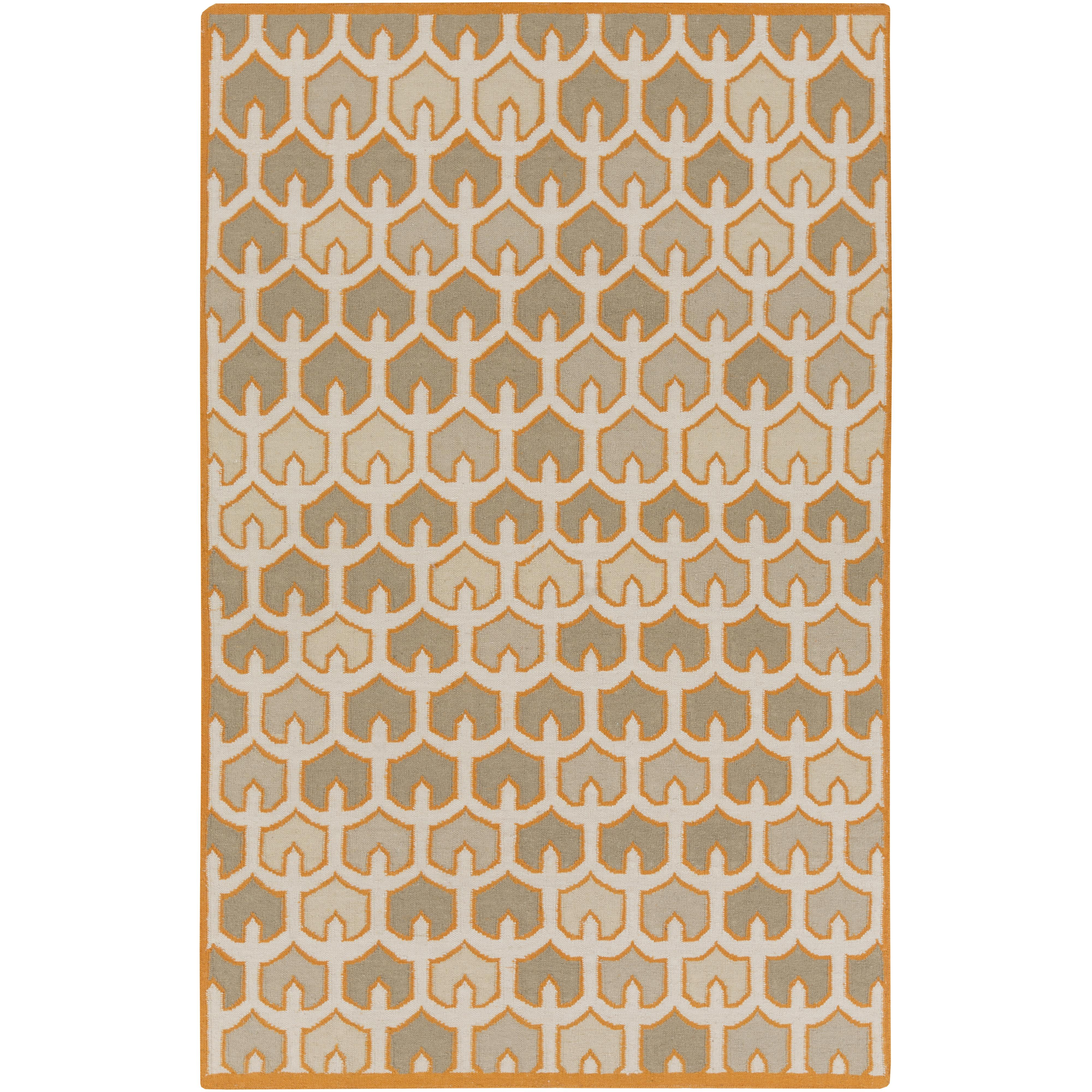 "Surya Rugs Alameda 3'3"" x 5'3"" - Item Number: AMD1077-3353"