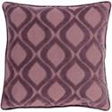 Surya Alexandria 22 x 22 x 5 Down Throw Pillow - Item Number: AX009-2222D