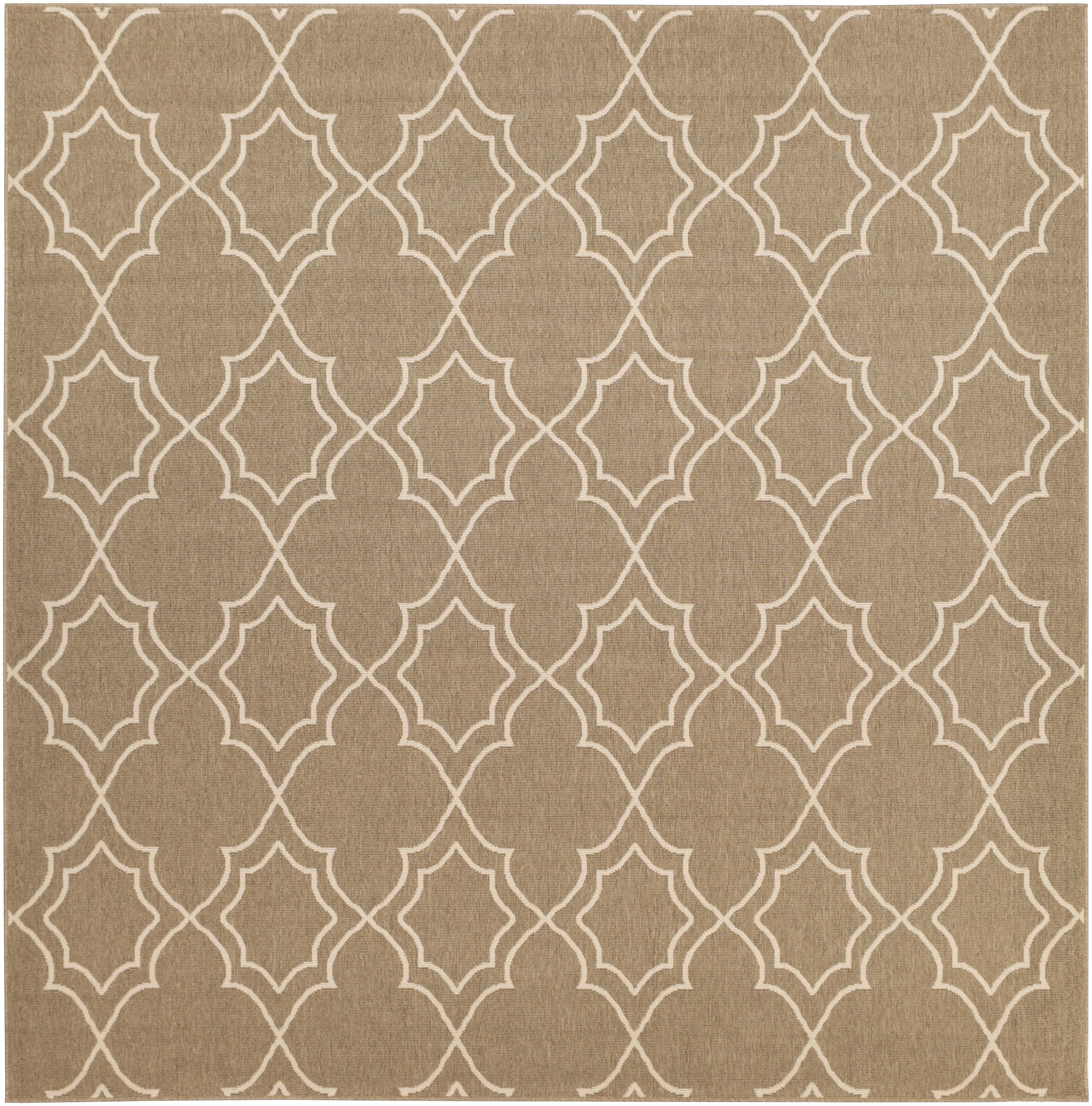 "Surya Alfresco 8'9"" Square - Item Number: ALF9587-89SQ"