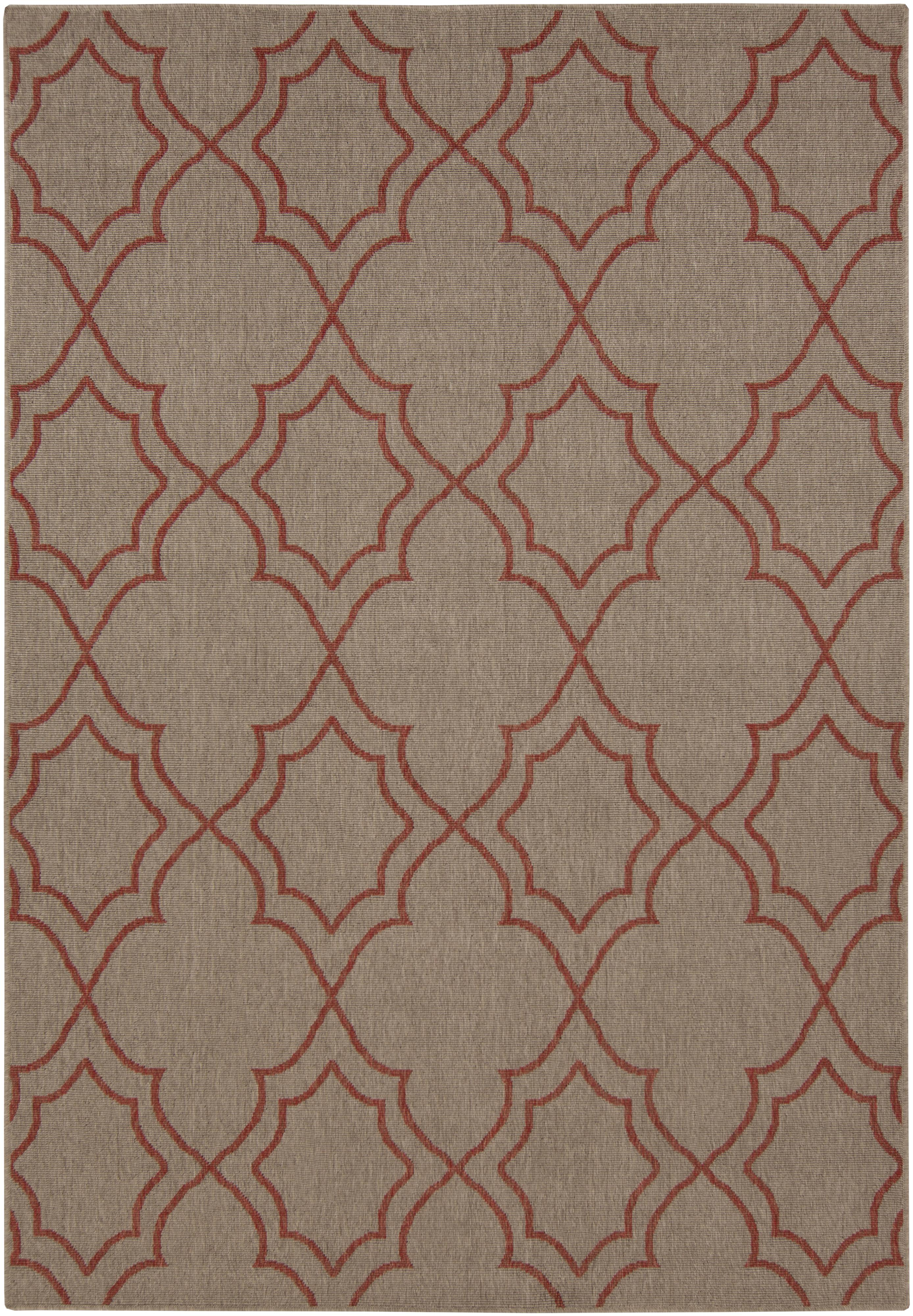"Surya Rugs Alfresco 3'6"" x 5'6"" - Item Number: ALF9588-3656"