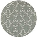 "Surya Alfresco 5'3"" Round - Item Number: ALF9589-53RD"