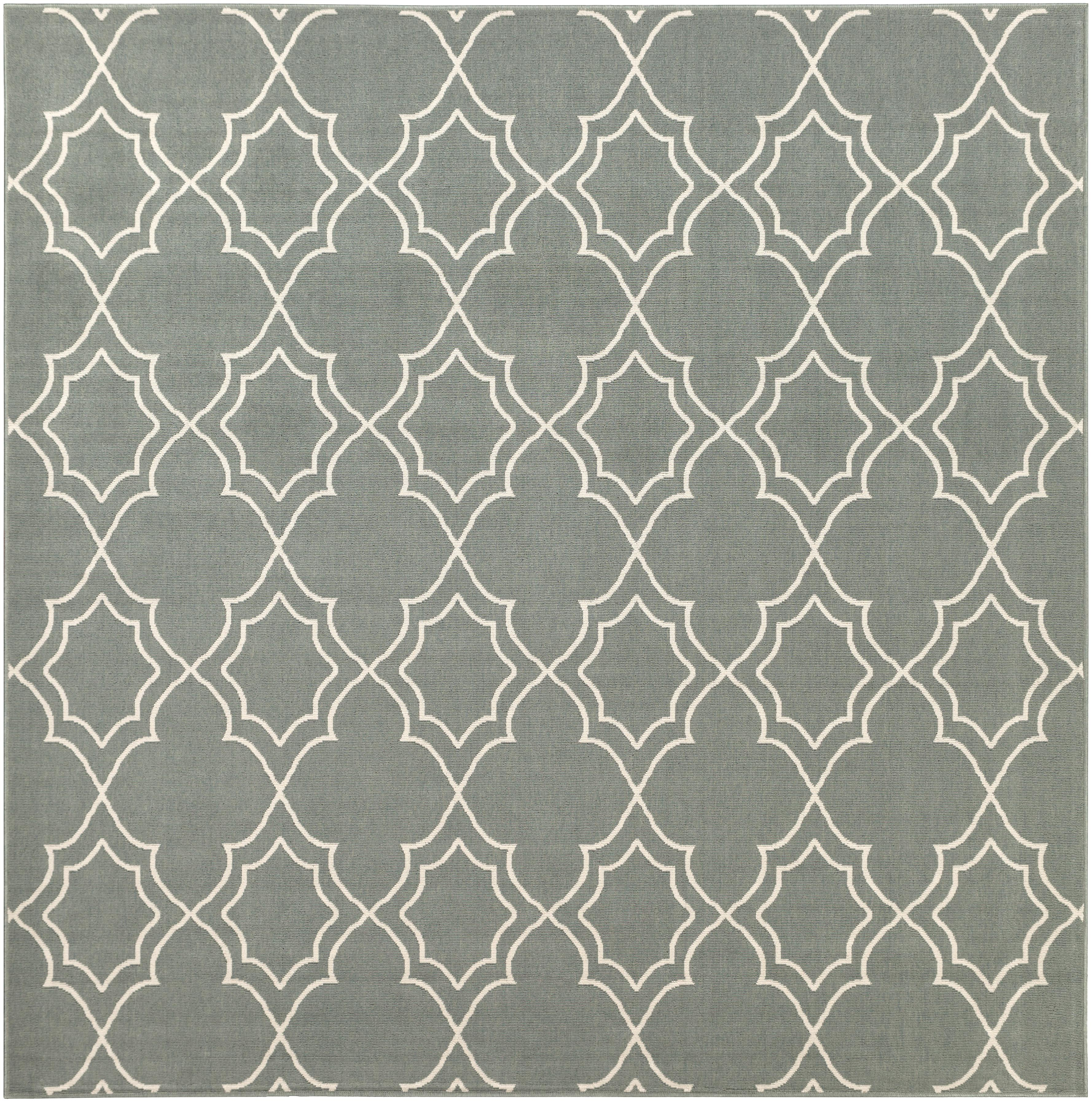 "Surya Alfresco 8'9"" Square - Item Number: ALF9589-89SQ"