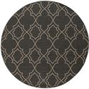 "Surya Rugs Alfresco 7'3"" Round - Item Number: ALF9590-73RD"