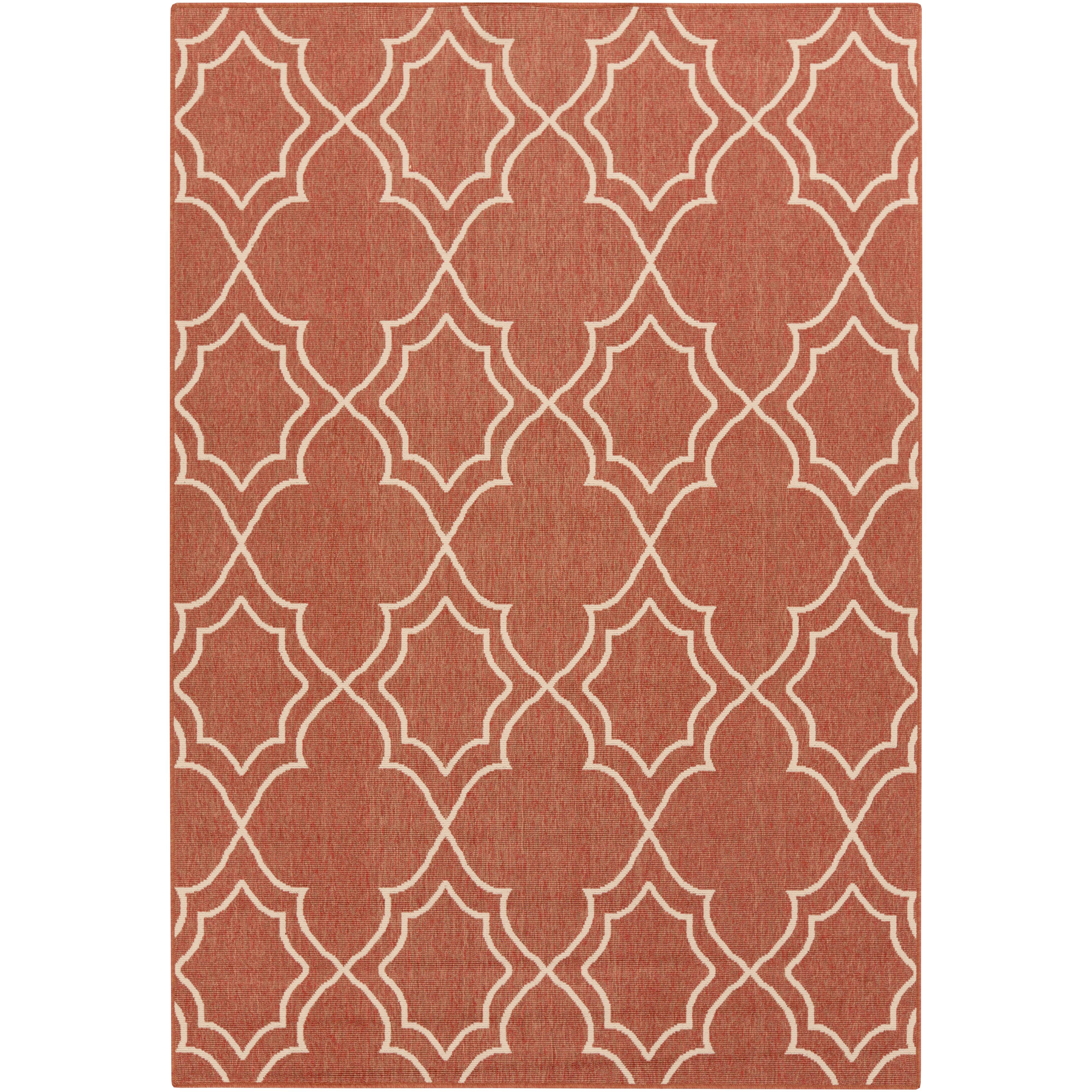 "Surya Rugs Alfresco 5'3"" x 7'6"" - Item Number: ALF9591-5376"