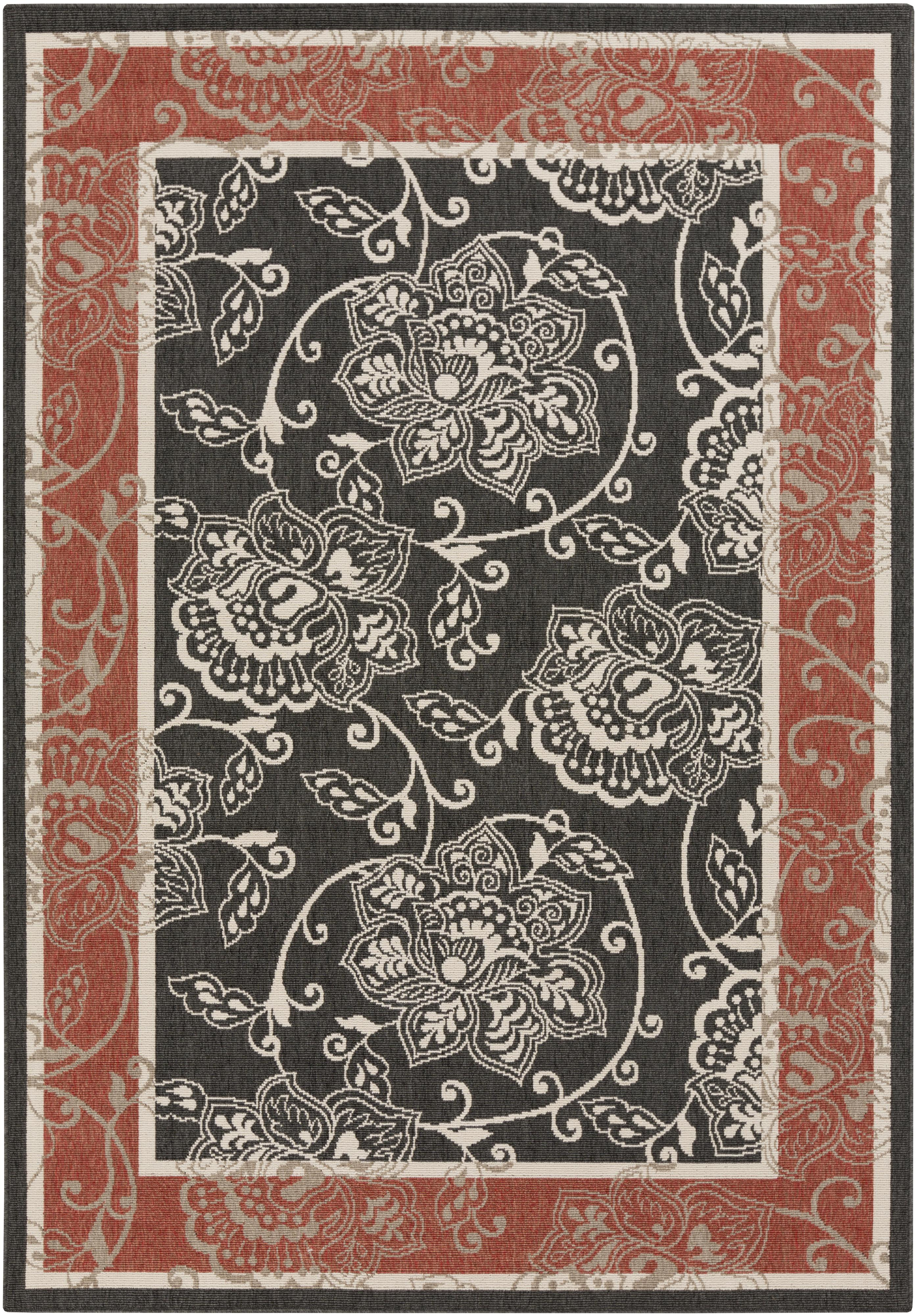 Surya Rugs Alfresco 6' x 9' - Item Number: ALF9592-69