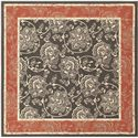 "Surya Rugs Alfresco 8'9"" Square - Item Number: ALF9592-89SQ"