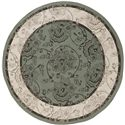 "Surya Rugs Alfresco 8'9"" Round - Item Number: ALF9594-89RD"