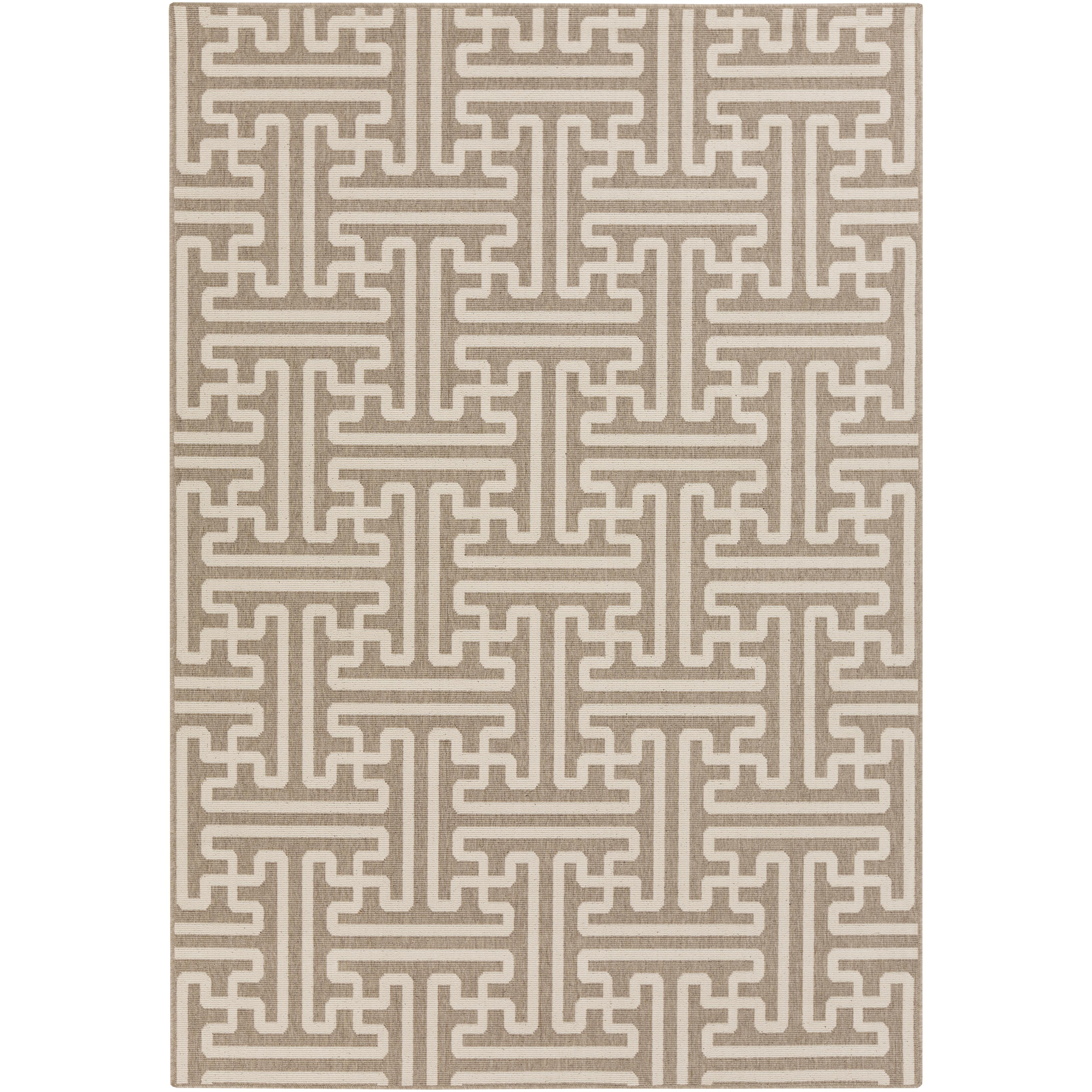 "Surya Rugs Alfresco 5'3"" x 7'6"" - Item Number: ALF9599-5376"