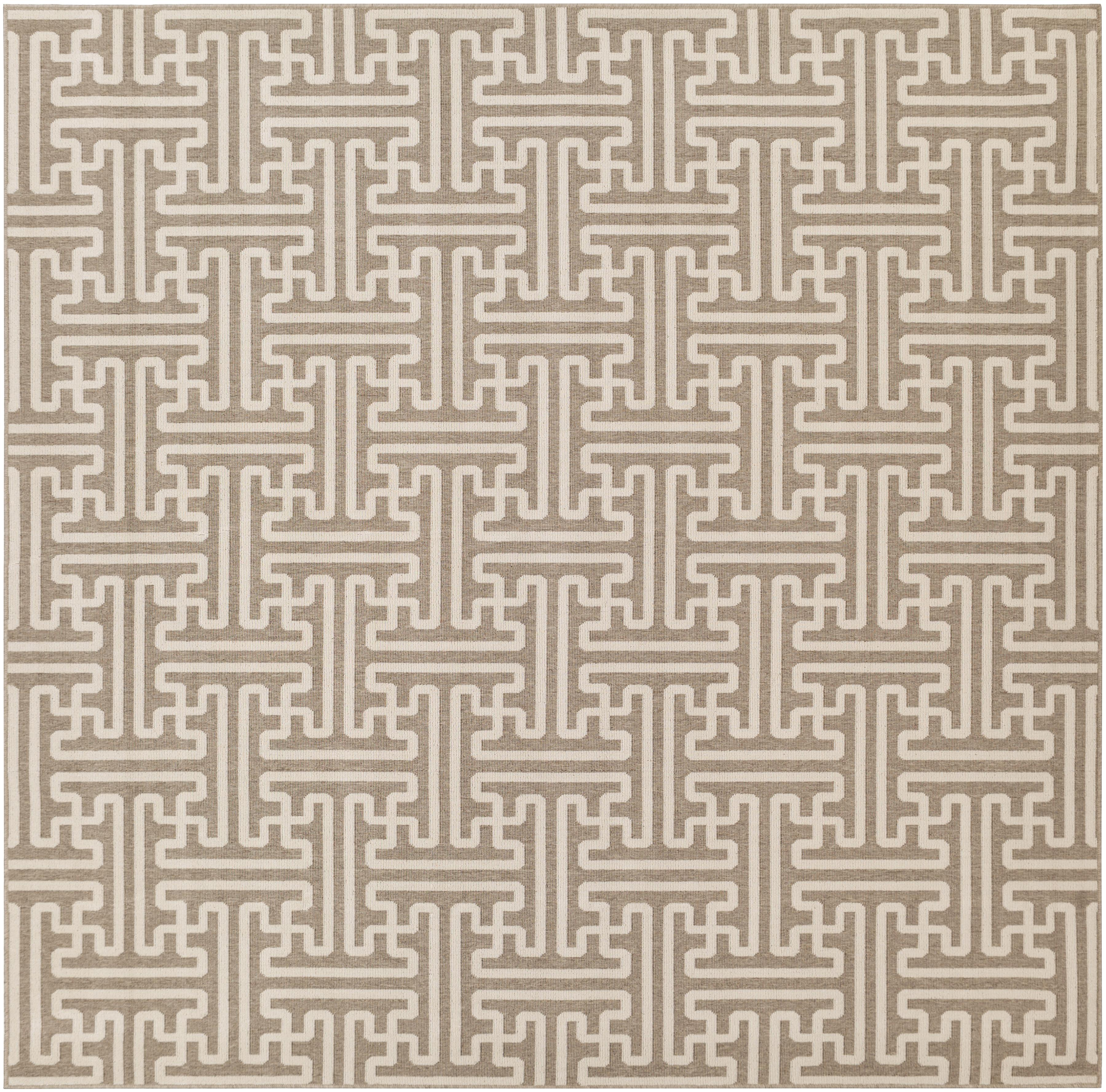 "Surya Rugs Alfresco 8'9"" Square - Item Number: ALF9599-89SQ"