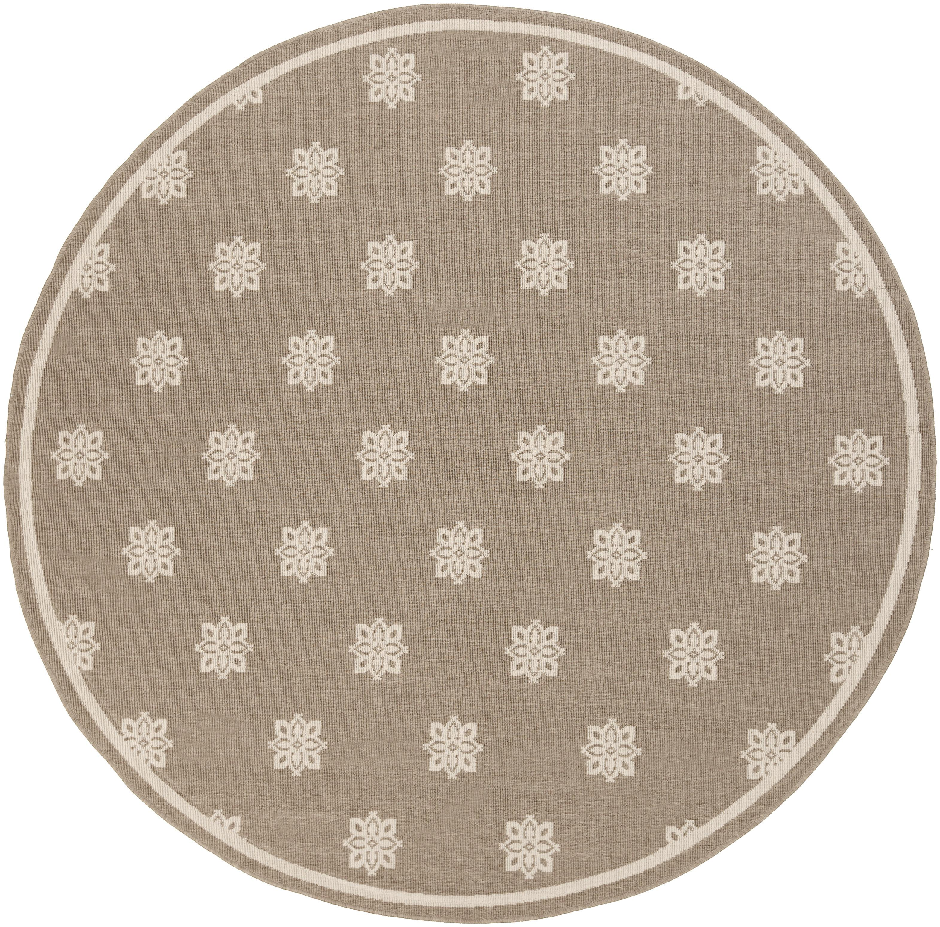 "Surya Alfresco 8'9"" Round - Item Number: ALF9607-89RD"